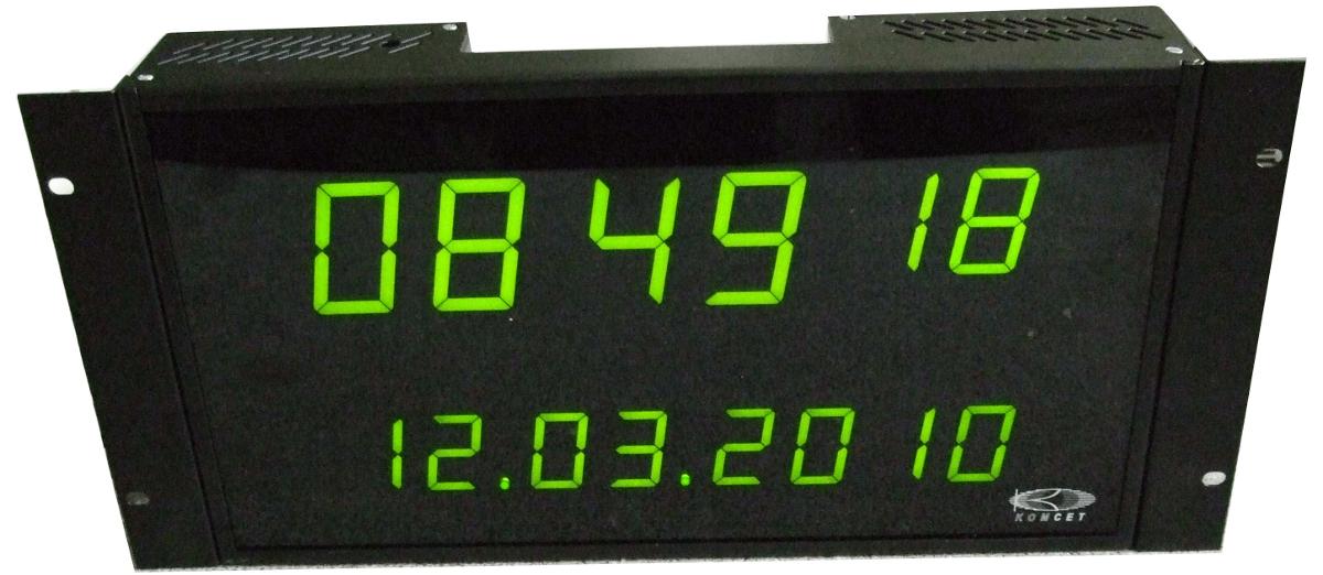 Индикатор времени <nobr>ИВ-1</nobr> | КОМСЕТ-сервис